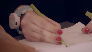 Un bracelet connecté pour aider les personne atteintes de Parkinson
