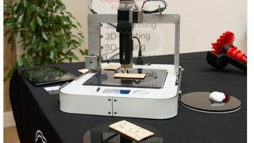 L'imprimante alimentaire en 3D