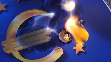 La zone euro échappe de peu à la récession