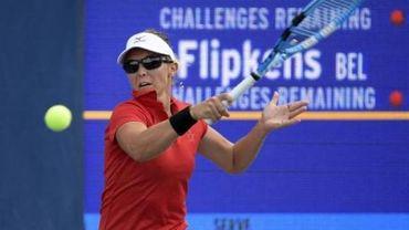WTA Hobart - Kirsten Flipkens s'incline en quarts de finale