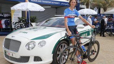 Paris-Roubaix: Vansummeren prendra bien le départ dimanche