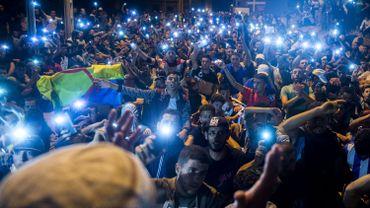 Des échauffourées lors d'une manifestation amazighe, à Liège