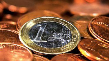 Une pièce d'un euro