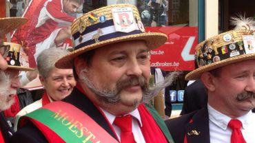 Bernard Lambrechts, la Moustache 2015