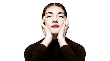 Maria Callas, divine...