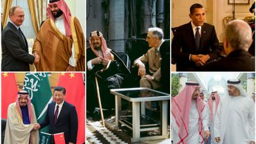 Les autorités saoudiennes rencontrent régulièrement leurs homologues dans d'autres états