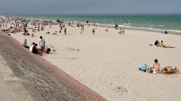 La côte belge, à La Panne