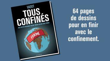 Sortie ce 9 juin de la nouvelle BD de Nicolas Vadot