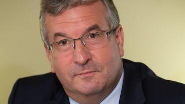 Le ministre wallon de l'Économie, Pierre-Yves Jeholet.