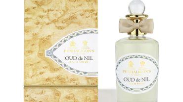 """Le parfum """"Oud de Nil"""" de Penhaligon's s'ouvre sur des notes de bergamote."""