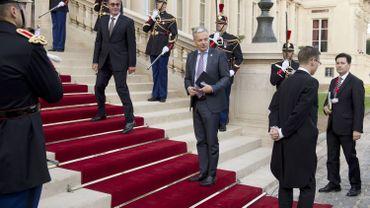 """Coalition contre l'""""Etat islamique"""": consensus sur une participation belge"""
