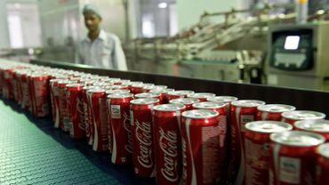 Une usine Coca-Cola en Inde