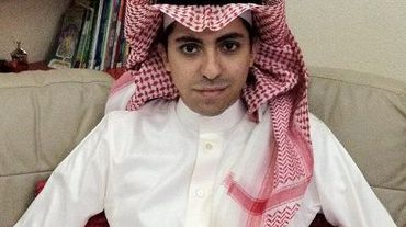 Photo prise en 2012 de Raef Badaoui et publiée le 16 janvier 2015 par sa famille