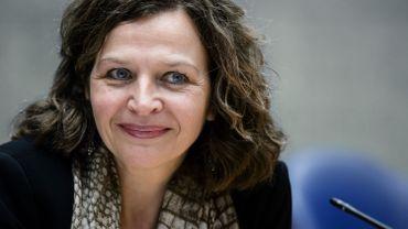 """La ministre sortante de la Santé publique Edith Schippers (VVD) a été désignée """"explorateur"""" en vue de la formation d'un prochain gouvernement. Ce n'est que le début."""