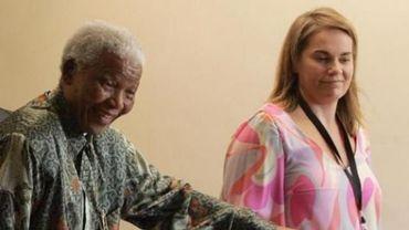 L'assistante personnelle de Mandela va publier ses mémoires