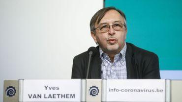 Yves Van Laethem
