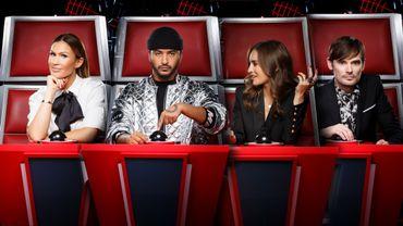 The Voice Belgique : le bilan des équipes à mi-parcours des Blinds