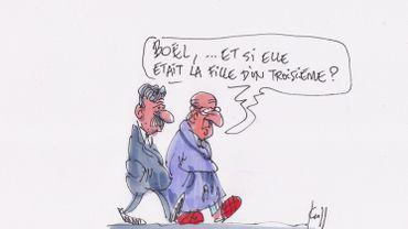 """Affaire Boël: """"Albert II tente tout pour empêcher de devoir se prononcer"""""""