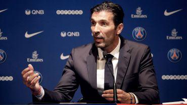"""""""Personne ne m'a jamais dit que j'étais titulaire a priori"""", assure Buffon"""