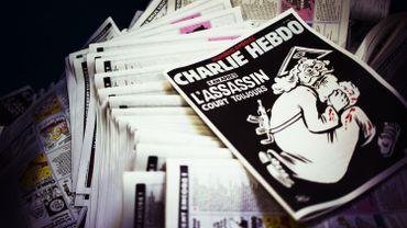 Charlie Hebdo: 40 000 exemplaires du numéro spécial en vente en Belgique