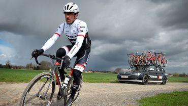 Fabian Cancellara prendra le départ de Paris-Roubaix, ce dimanche, pour la dernière fois de sa carrière