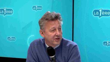 André Delacharlerie de l'Agence wallonne du Numérique