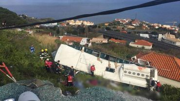 Portugal: au moins vingt-huit morts dans un accident de bus à Madère