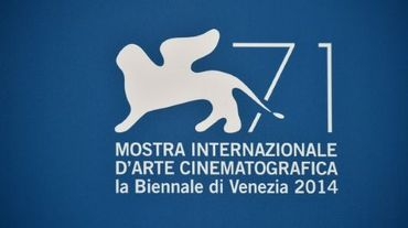 Logo de la Mostra en 2014