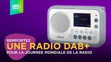 Journée mondiale de la radio: des postes DAB+ à remporter