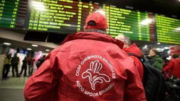 Chemins de fer: la CGSP Cheminots s'inquiète du financement des élections sociales