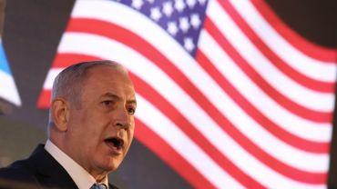 Netanyahu justifie l'usage de la force par la défense des frontières israéliennes
