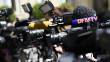 Début avril, le parquet de Paris avait déjà ouvert une enquête préliminaire visant la chaîne privée d'information continue BFM-TV.