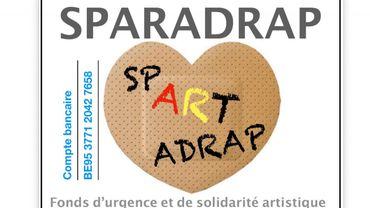 Un Fonds Sparadrap, pour soutenir les travailleurs du secteur culturel