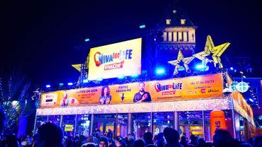 Le coup d'envoi de Viva for Life a été donné le dimanche 17 décembre.