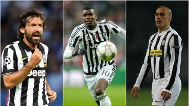 Pirlo - Pogba - Cannavaro : les transferts à moindre coût de la Juve
