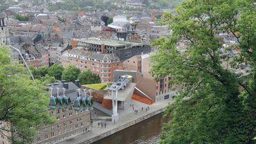 Namur: le téléphérique va renaître de ses cendres