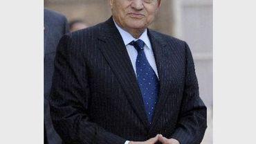 Egypte: Moubarak est dépressif et a besoin d'un psychologue