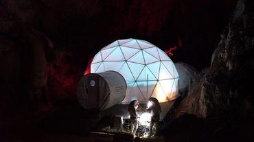 Ressentir les sensations d'une vie sur Mars, TripAdvisor ose l'expérience.