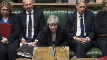 Brexit: Theresa May repousse le vote sur son projet de loi