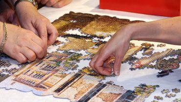 Hannut accueille ce week-end la 34e édition des 24 Heures de Puzzle de Belgique