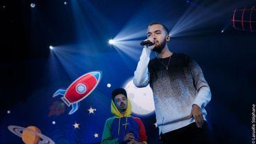 Bigflo & Oli chantent 'Sur la Lune' en live sur le plateau de The Voice