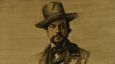 Portrait de Claude Achille Debussy