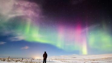 L'installation lumineuse Northern Lights tentera de reproduire les aurores boréales dans le Jardin du Palais Royal en décembre