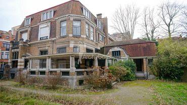 Forest : 3000 riverains contre le projet immobilier dans le jardin de la Villa Dewin