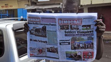 """RDC: une journaliste détenue pour """"diffamation"""", un autre enlevé"""