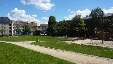 Le parc Rasquinet