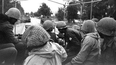 Guerre du Kippour (1973)