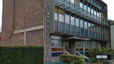 Les bâtiments de la SWE, à la rue Pige au Croly, où prendra place la future mosquée de Charleroi.