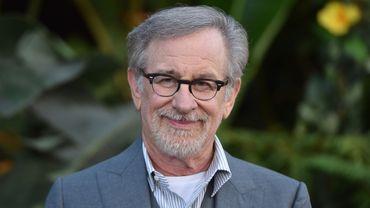 """Steven Spielberg développe également un revival de sa série """"Histoires fantastiques"""" (""""Amazing Stories"""") pour le service de streaming Apple TV+."""