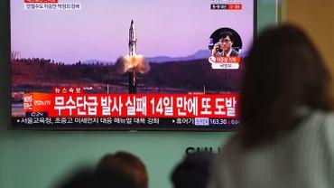 """Dorian Malovic : """"La Corée du Nord n'est pas loin de savoir poser une tête nucléaire sur un missile"""""""